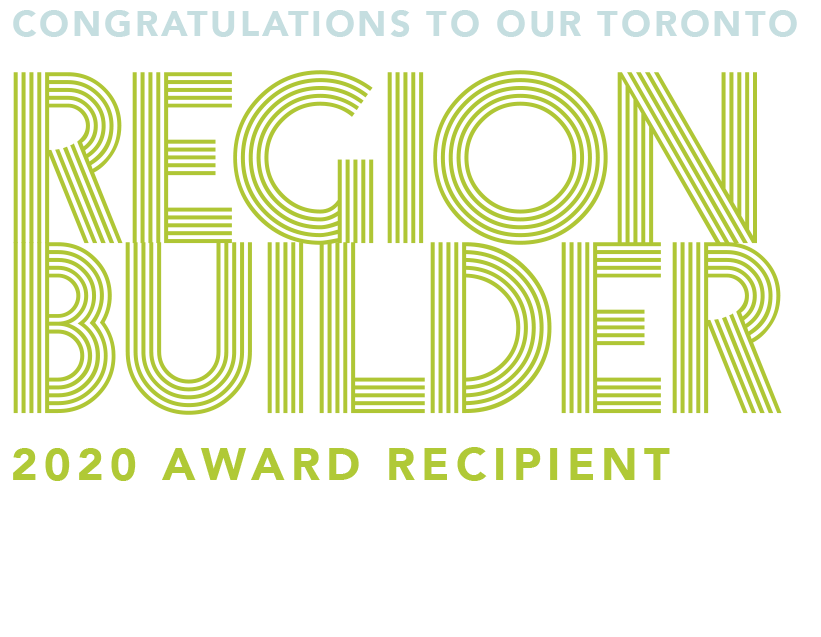 Region Builder Award
